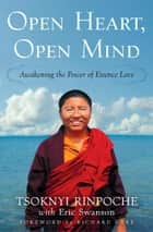 Open Heart, Open Mind - Awakening the Power of Essence Love ebook by Tsoknyi Rinpoche, Richard Gere