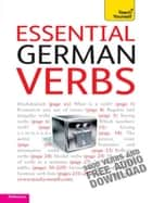 Essential German Verbs: Teach Yourself ebook by Ian Roberts, Silvia Robertson