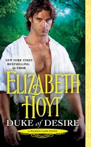 Duke of Desire ebook by Elizabeth Hoyt