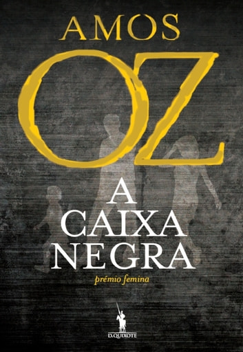 A Caixa Negra ebook by AMOS OZ