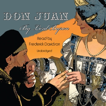Don Juan audiobook by Lord Byron