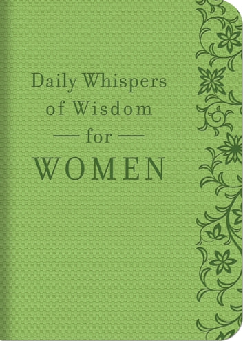 Daily Whispers of Wisdom for Women ebook by Barbour Publishing