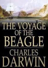 The Voyage of the Beagle: A Naturalist's Voyage Round the World ebook by Charles Darwin