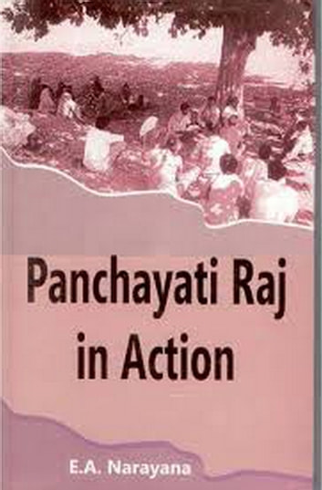 Panchayati Raj in Action ebook by E. A. Narayana