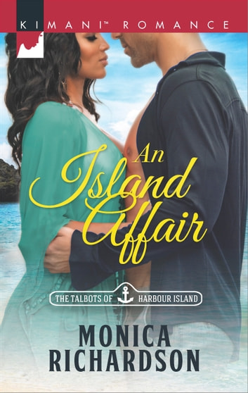 An Island Affair ebook by Monica Richardson