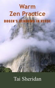 Warm Zen Practice: A poetic version of Dogen's Bendowa ebook by Tai Sheridan, Ph.D.