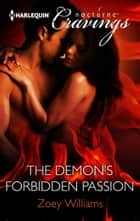 The Demon's Forbidden Passion ekitaplar by Zoey Williams
