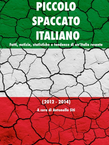 Piccolo spaccato italiano eBook by Antonello Siti