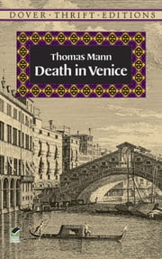 Death in Venice ebook by Stanley Appelbaum, Thomas Mann