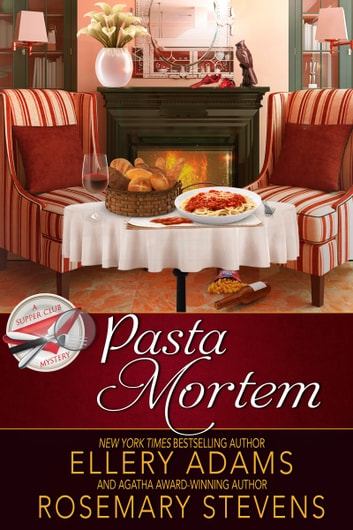 Pasta Mortem ebook by Ellery Adams,Rosemary Stevens