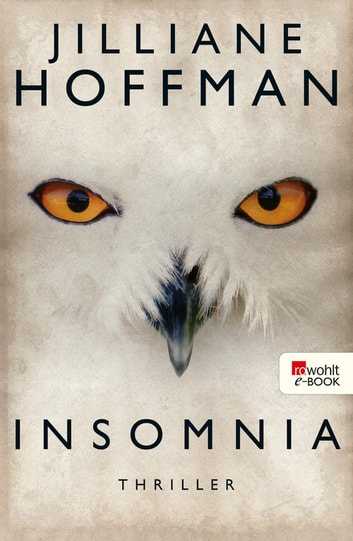 Insomnia ebook by Jilliane Hoffman