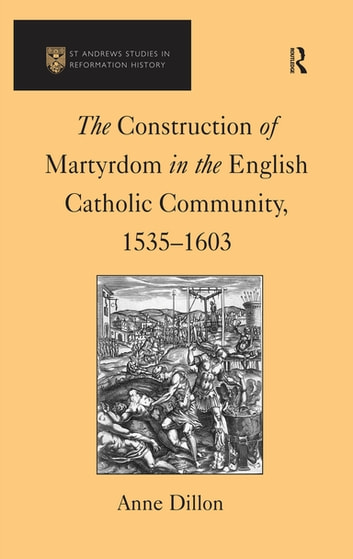 Defining Community in Early Modern Europe (St Andrews Studies in Reformation History)