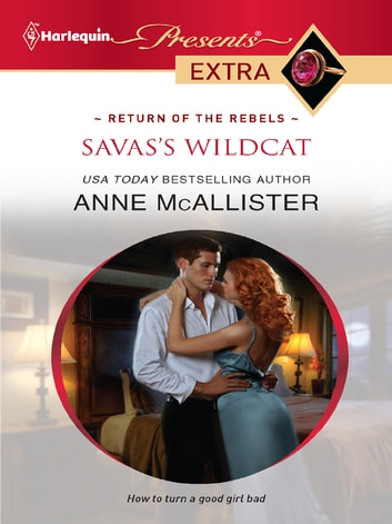 Savas's Wildcat ebook by Anne McAllister