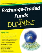 Exchange-Traded Funds For Dummies ebook by Colin Davidson,Russell Wild