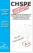 CHSPE Strategy ebook by Complete Test Preparation Inc.