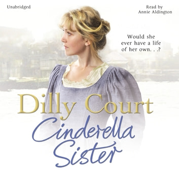 Cinderella Sister audiobook by Dilly Court