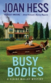 Busy Bodies ebook by Joan Hess