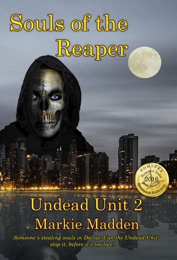 Souls of the Reaper ebook by Markie Madden