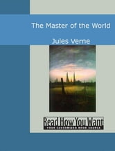 The Master Of The World ebook by Jules Verne