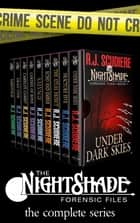 The NightShade Forensic Files: COMPLETE SET - Books 1-9 ebook by A.J. Scudiere
