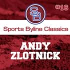 Sports Byline: Andy Zlotnick audiobook by Ron Barr