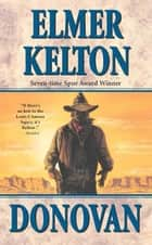 Donovan ebook by Elmer Kelton