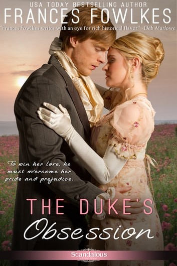 The Duke's Obsession ebook by Frances Fowlkes