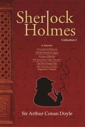 Sherlock Holmes Collection-1 ebook by Arthur  Conan  Doyle