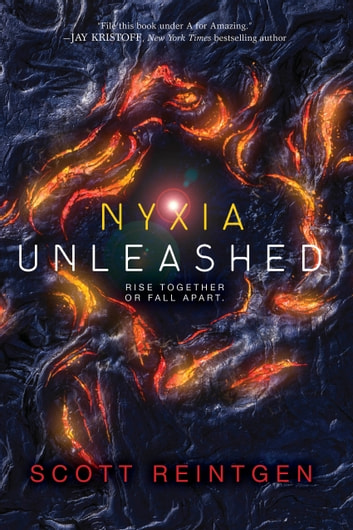 Nyxia Unleashed ebook by Scott Reintgen