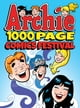 Archie 1000 Page Comics Festival eBook by Archie Superstars