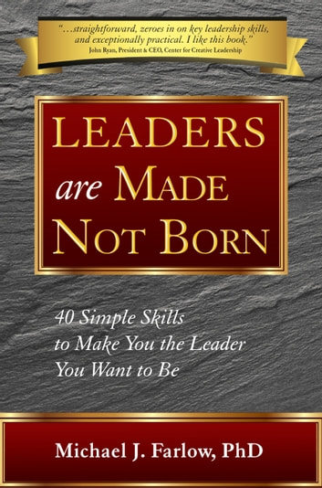 managers are born not trained Leadership and management are closely interrelated because if you are a manager of an organization, you are in essence the most important leader there are surely many corporations that still value the theory that: good managers are born not made, however the common organizational failures that.