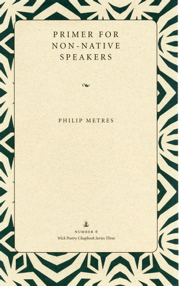 Primer for Non-Native Speakers ebook by Philip Metres