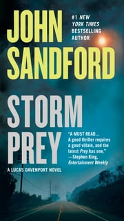 Storm Prey ebook by John Sandford