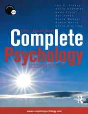 Complete Psychology ebook by Graham Davey,Christopher Sterling,Andy Field,Chris Sterling,Ian Albery