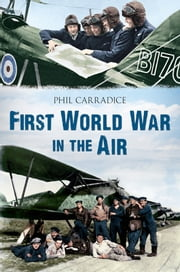 First World War in the Air ebook by Phil Carradice