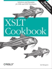 XSLT Cookbook ebook by Sal Mangano