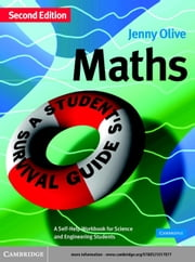 Maths: A Student's Survival Guide ebook by Olive, Jenny
