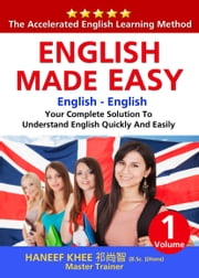 English Made Easy ebook by Haneef Khee