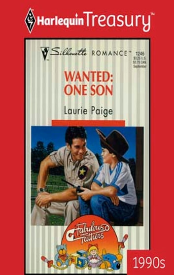 Wanted: One Son ebook by Laurie Paige