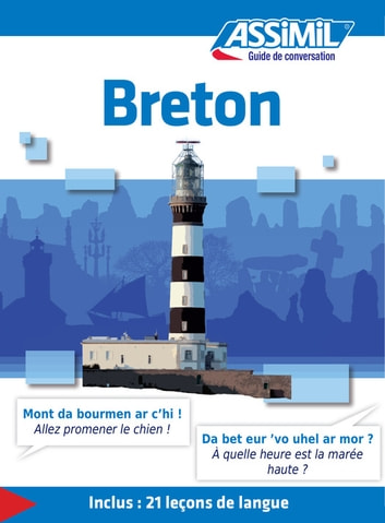 Breton - Guide de conversation eBook by Divi Kervella
