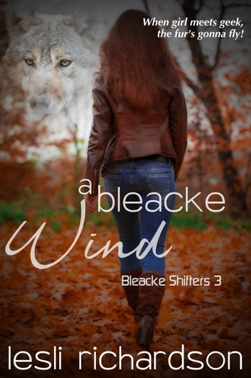 A Bleacke Wind ebook by Lesli Richardson
