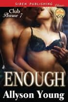 Enough ebook by Allyson Young