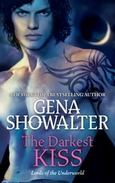 The Darkest Kiss ebook by Gena Showalter