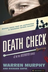 Death Check - The Destroyer #2 ebook by Warren Murphy,Richard Sapir
