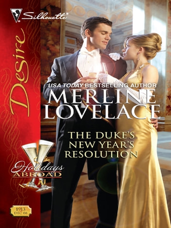 The Duke's New Year's Resolution ebook by Merline Lovelace