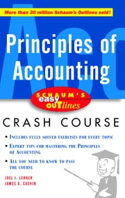 Schaums Easy Outline of Accounting (ENHANCED EBOOK) ebook by Joel Lerner,James Cashin