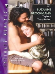 Taylor's Temptation ebook by Suzanne Brockmann