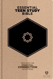 The HCSB Essential Teen Study Bible ebook by B&H Kids Editorial Staff