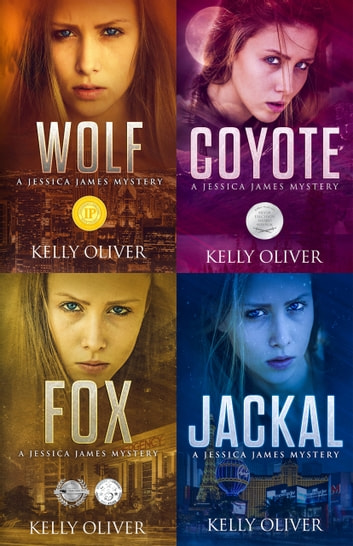 Jessica James Mysteries - Volumes 1-4 ebook by Kelly Oliver