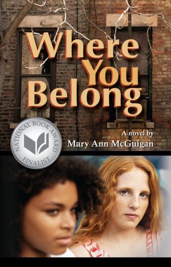 Where You Belong ebook by Mary Ann McGuigan